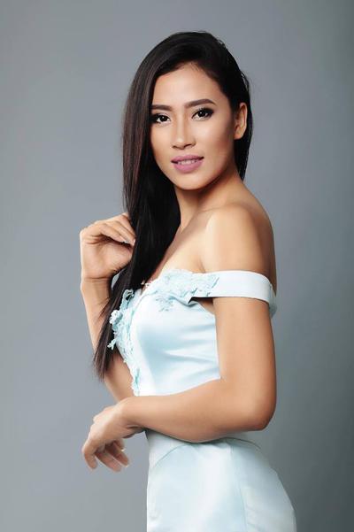 Cận cảnh nhan sắc tân Hoa hậu Hoàn vũ Myanmar - Ảnh 5.