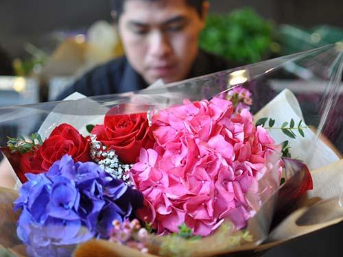 Người Việt lãng mạn khi chọn quà