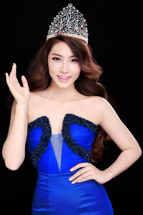 Đặng Thu Thảo trả lại vương miện Hoa hậu Đại dương - Ảnh 2.