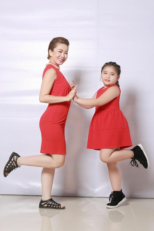 Nghệ sĩ múa Hồng Phương lần đầu tiết lộ về con gái - Ảnh 1.