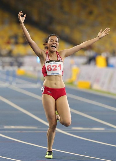 SEA Games ngày 22-8: Lê Tú Chinh trở thành tân nữ hoàng tốc độ - Ảnh 8.