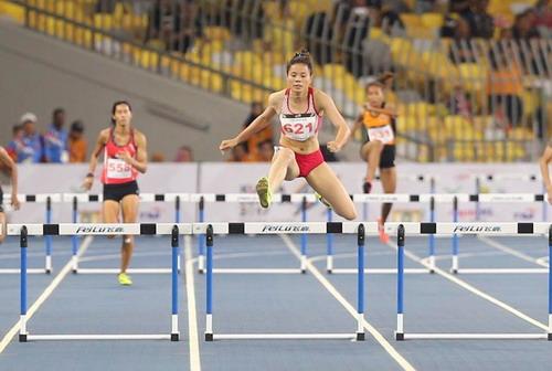 SEA Games ngày 22-8: Lê Tú Chinh trở thành tân nữ hoàng tốc độ - Ảnh 7.