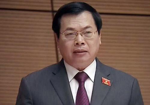 Ủy ban Thường vụ Quốc hội xóa tư cách nguyên Bộ trưởng Bộ Công Thương nhiệm kỳ 2011-2016 đối với ông Vũ Huy Hoàng