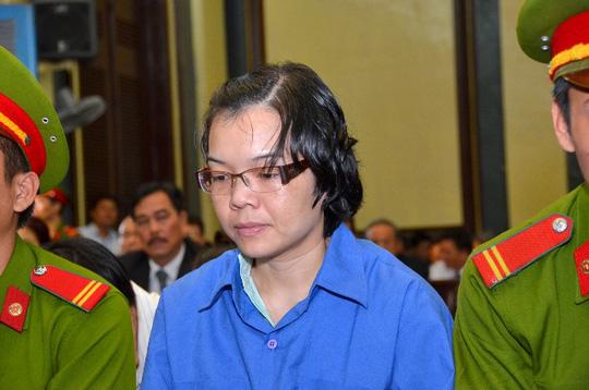 Đại án Huỳnh Thị Huyền Như: Truy tố 10 cựu lãnh đạo Navibank - Ảnh 1.