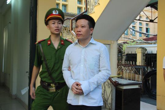 Hà Văn Thắm gửi đơn kháng cáo dài 9 trang viết tay - Ảnh 1.
