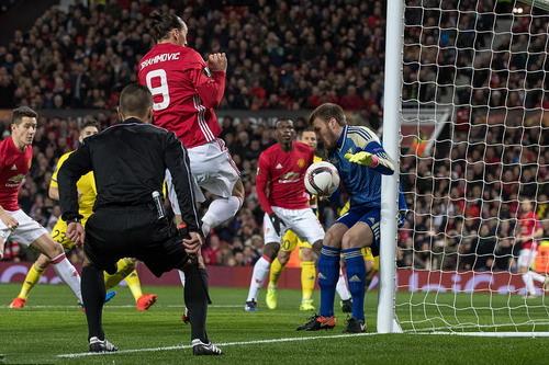 Ibrahimovic là chân sút tốt nhất Man United mùa này