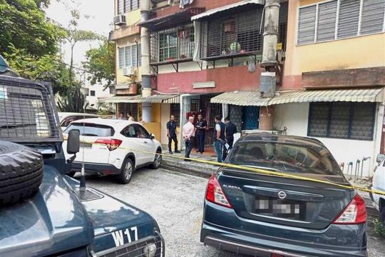 1 phụ nữ Việt tử vong cùng 1 cảnh sát Malaysia trong căn hộ - Ảnh 1.