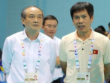 Bộ trưởng yêu cầu tái cơ cấu lãnh đạo đoàn Việt Nam dự SEA Games 2017 - Ảnh 1.