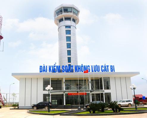 Hai máy bay mất liên lạc với đài kiểm soát không lưu Cát Bi