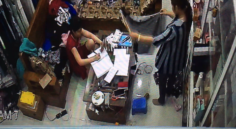 Đang mang thai, nữ quái 7 tiền án trộm cắp khắp các tỉnh Đông Bắc - Ảnh 2.