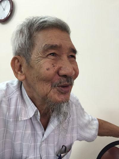 Soạn giả Việt Thường nhập viện cấp cứu - Ảnh 1.