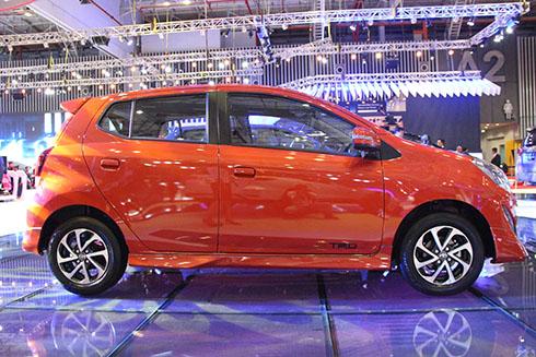 Toyota Wigo - đối thủ mới của Kia Morning về Việt Nam - Ảnh 5.