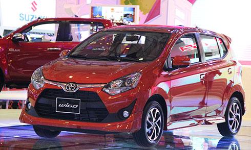 Toyota Wigo - đối thủ mới của Kia Morning về Việt Nam - Ảnh 4.
