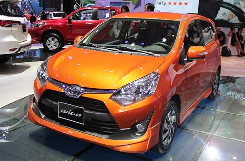 Toyota Wigo - đối thủ mới của Kia Morning về Việt Nam - Ảnh 1.