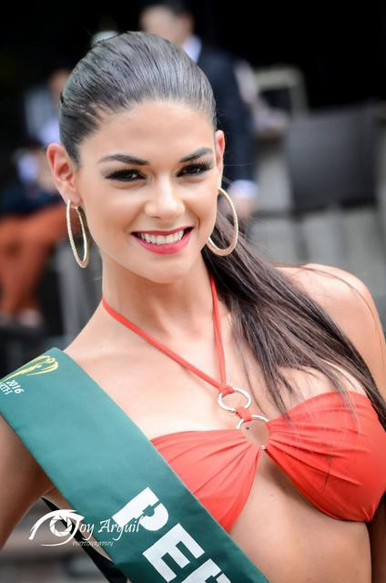 Những đối thủ của Hà Thu tại chung kết Hoa hậu Trái đất tối nay - Ảnh 17.