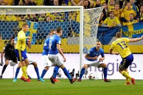 Thua Thụy Điển 0-1, Ý sắp văng khỏi World Cup - Ảnh 4.