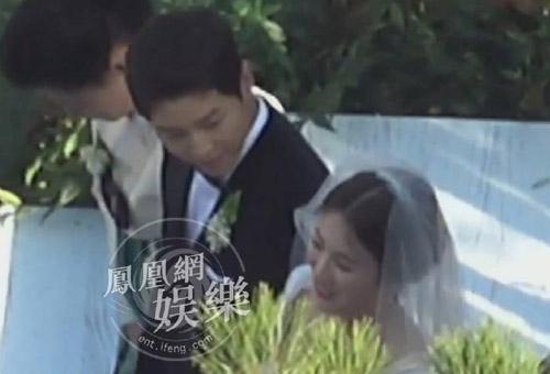 Mỹ nhân Song Hye Kyo theo Song Joong Ki về dinh - Ảnh 4.