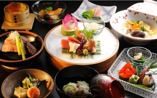 Một bữa ăn Nhật Bản. Ảnh: elmleycastle.