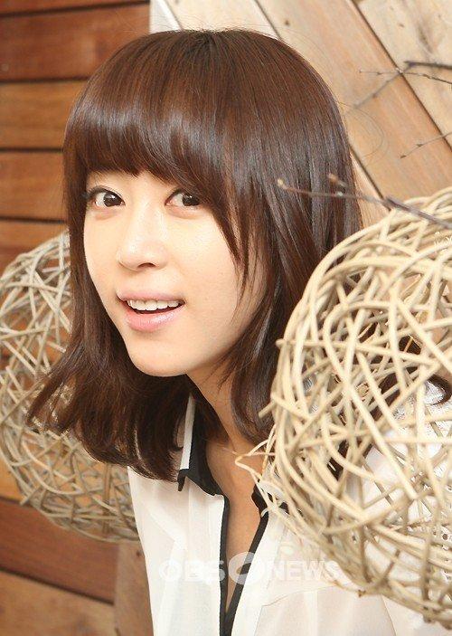 Kang Ye Won ngoài đời
