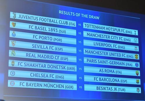 Champions League: Chelsea gặp Barcelona, Real Madrid đối đầu PSG - Ảnh 4.