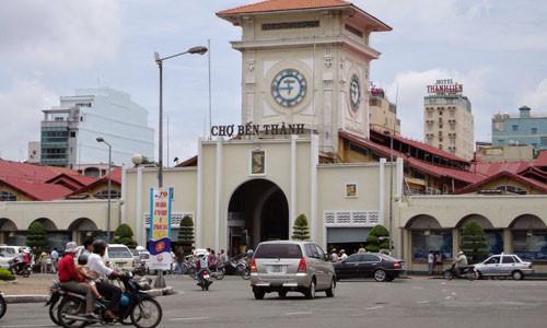 Ki ốt mini chợ Bến Thành có giá cao nhất 2,5 tỉ đồng - Ảnh 1.
