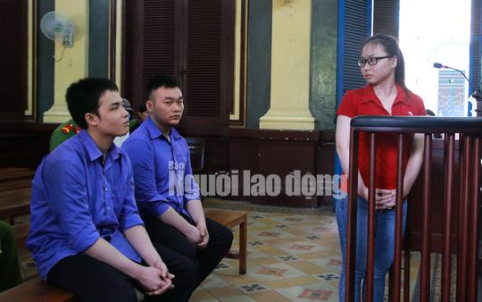 Vụ nữ sinh bị tạt axít mù mắt: Đề nghị tăng án các hung thủ - Ảnh 2.