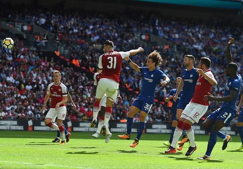 Sút luân lưu kém, Chelsea vuột siêu cúp Community Shield - Ảnh 5.