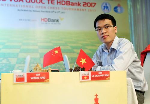 Lê Quang Liêm lần thứ ba vô địch giải HDBank