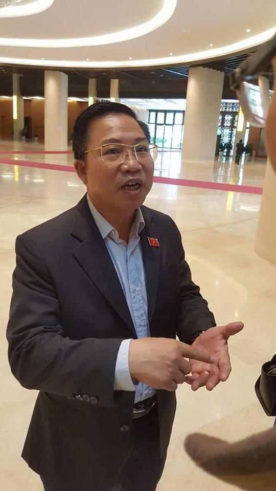 Đại biểu QH Lưu Bình Nhưỡng cho rằng nếu trường hợp ông Võ Kim Cự là ông thì ông sẽ từ chức chứ không đợi đến lúc bị xử lý kỷ luật