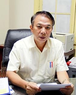 Ông Mai Đức Chính, Phó Chủ tịch Tổng LĐLĐ Việt Nam