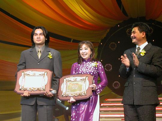 Danh sách Giải Mai Vàng IX- 2003 - Ảnh 1.