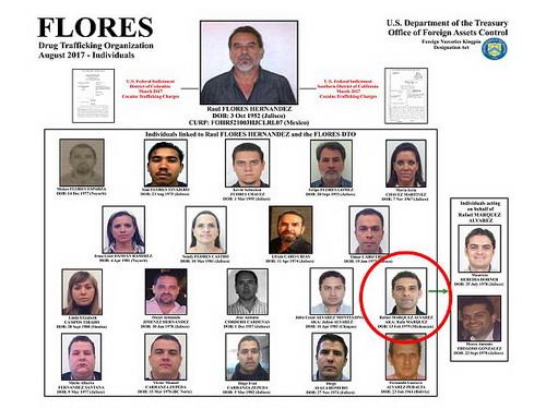 Cựu cầu thủ Barcelona dính líu đến tổ chức ma túy Mexico - Ảnh 4.