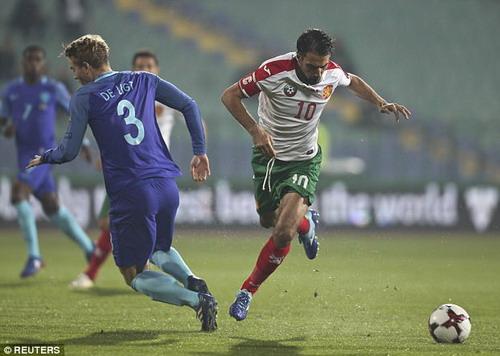 Trung vệ trẻ Matthijs de Ligt sẽ còn ân hận về bàn thua này