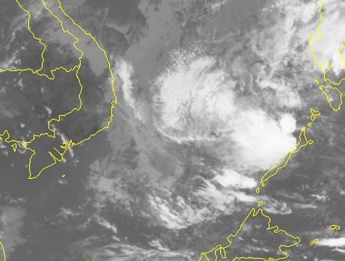 Bão Kai-tak vào Biển Đông, thành cơn bão số 15, giật cấp 10 - Ảnh 2.