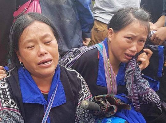 Báo Người Lao Động cứu trợ khẩn cấp người dân Mù Cang Chải - Ảnh 2.
