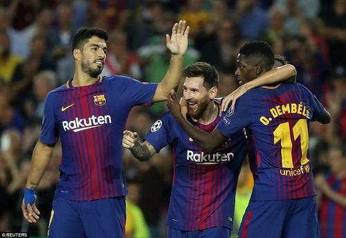 Messi đòi ra đi, Barcelona mất trắng 626 triệu bảng - Ảnh 4.