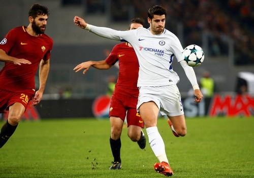 Sói non El Shaarawy tỏa sáng, Chelsea thua tan tác ở Roma - Ảnh 5.