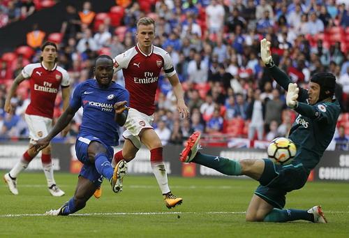 Sút luân lưu kém, Chelsea vuột siêu cúp Community Shield - Ảnh 3.