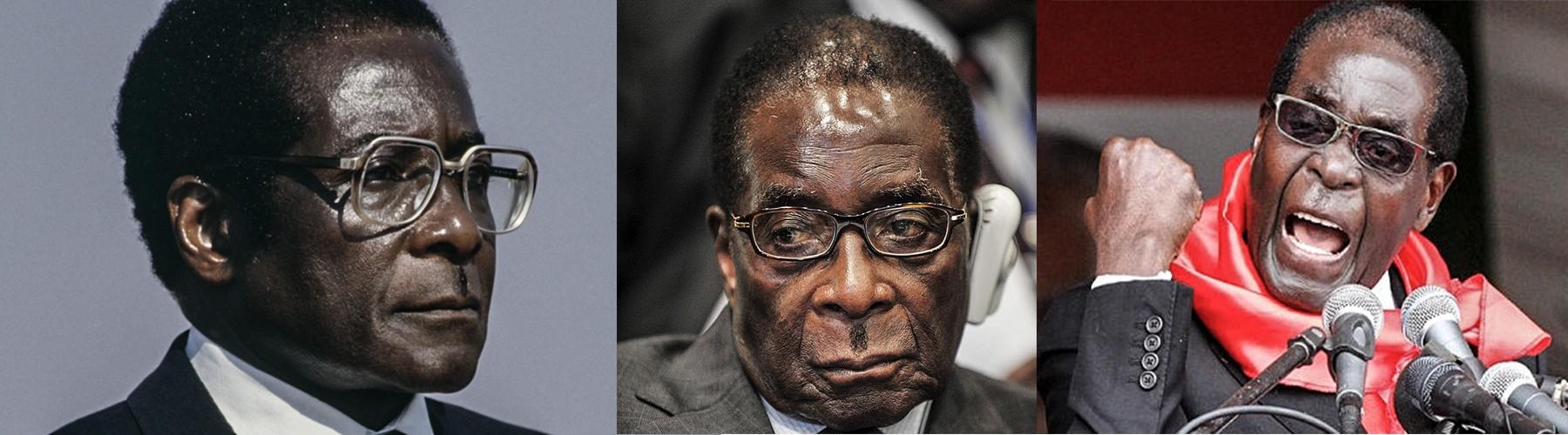 [e-Magazine] - Tổng thống Zimbabwe: Từ vị anh hùng thành kẻ tham quyền - Ảnh 5.