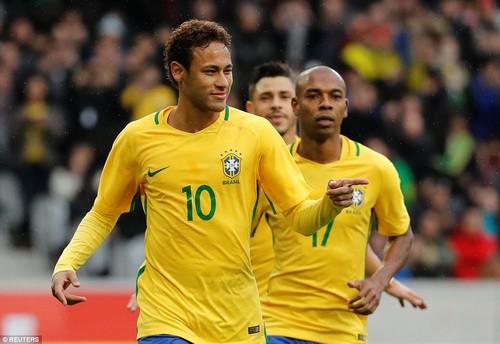 Neymar tỏa sáng ở Paris, Son Heung-min hạ gục Colombia - Ảnh 1.