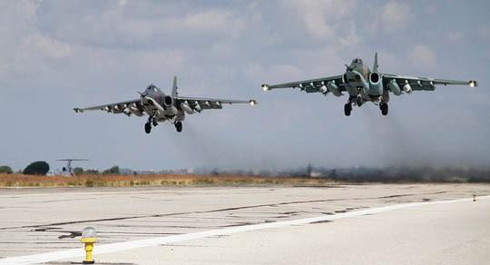 Nga - Mỹ tố nhau ở Syria - Ảnh 1.