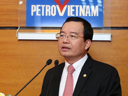 Chủ tịch PVN Nguyễn Quốc Khánh - Ảnh: PVN