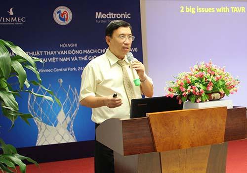 Bác Sĩ tim mạch đầu tiên của Việt Nam nhận chứng chỉ quốc tế về TAVI: Thành công đến từ ê-kíp hoàn hảo - Ảnh 1.