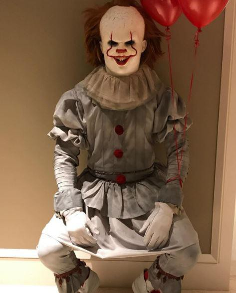 Ghê rợn cảnh ngôi sao thể thao đón Halloween - Ảnh 8.