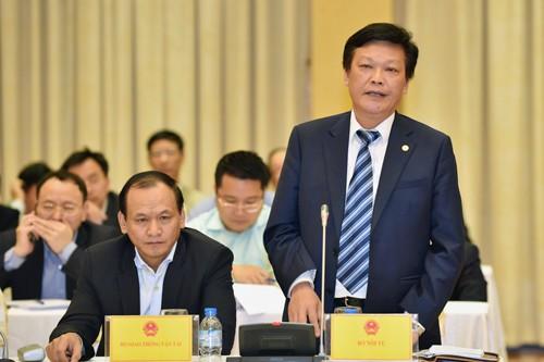 Bộ Nội vụ trả lời về vụ lộ mật liên quan tới Thứ trưởng Trần Anh Tuấn - Ảnh 1.