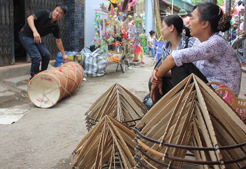 Giữ hồn nón Việt - Ảnh 1.