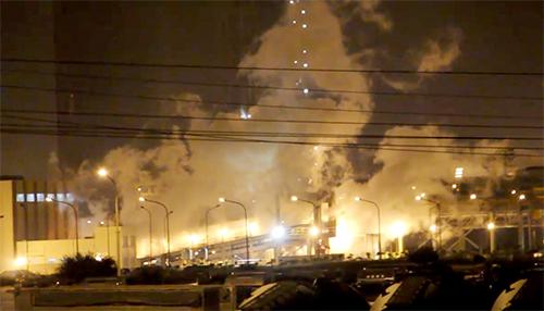 Hà Tĩnh công bố nguyên nhân gây nổ ở Formosa - Ảnh 1.