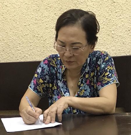 """Bắt 1 nữ nghi phạm lừa đảo trong vụ """"Trái tim Việt Nam"""" - Ảnh 1."""