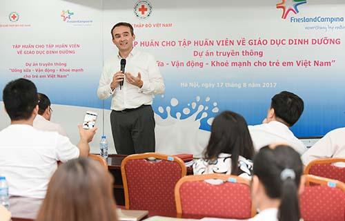 Giáo dục dinh dưỡng và phát triển thể lực cho trẻ em - Ảnh 1.