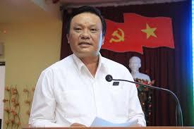 Ông Lê Kim Toàn, Phó Bí thư Tỉnh ủy Bình Định